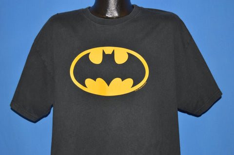 90s Bat Signal Logo Batman t-shirt Extra Large