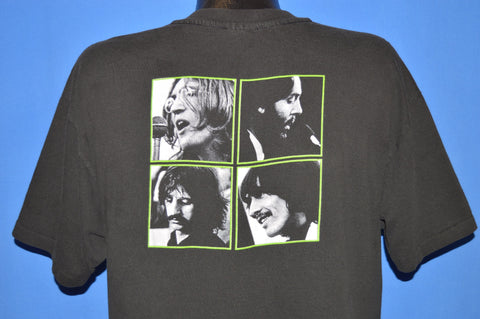 90s The Beatles Let It Be t-shirt Extra Large