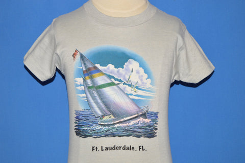 80s Ft Lauderdale Florida Tourist t-shirt 4T