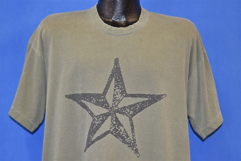 90s REM 1995 Monster Tour Distressed t-shirt Extra Large