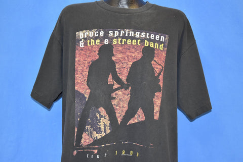 90s Bruce Springsteen & The E Street Band Tour t-shirt Extra Large