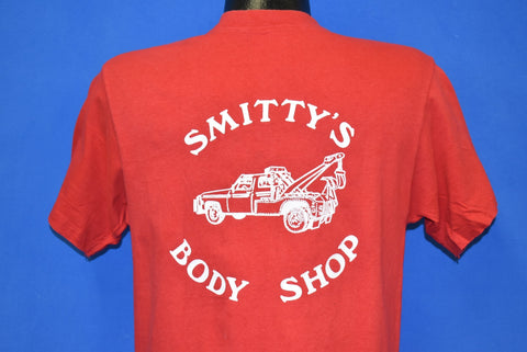 80s Smitty's Body Shop Towing t-shirt Medium