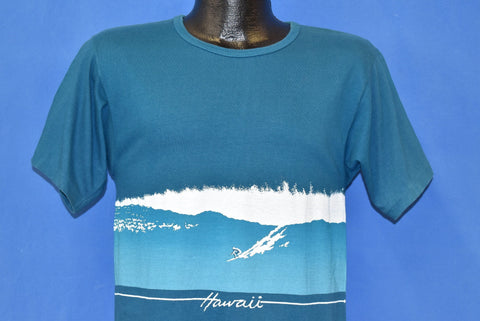 80s Hawaii Big Wave Surfing Tourist t-shirt Extra Small
