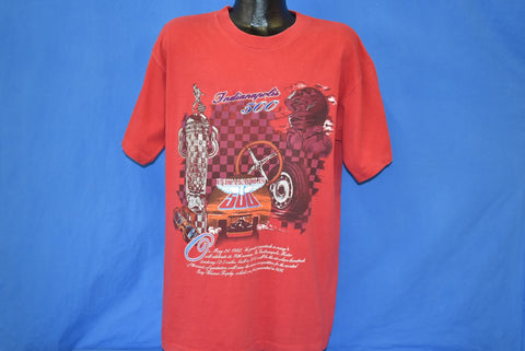 90s Indy 500 Race Car t-shirt Extra Large