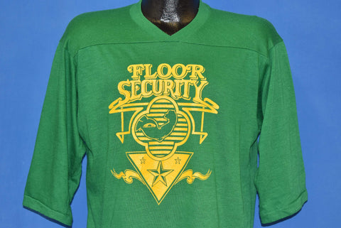 80s Floor Security Carrier Dome Seattle t-shirt Large