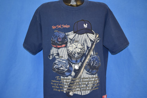 90s New York Yankees MLB Baseball t-shirt Large