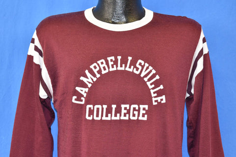 70s Campbellsville College KY Jersey t-shirt Medium