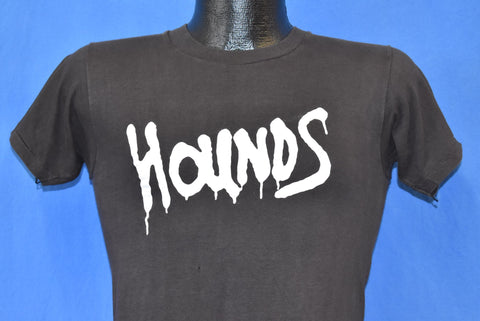 70s The Hounds Chicago Rock Band t-shirt XS