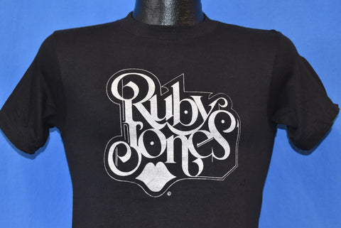 70s Ruby Jones Rock Band Deadstock t-shirt Small