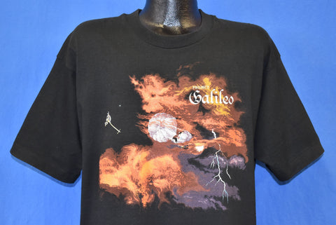 80s Project Galileo NASA Spacecraft t-shirt Extra Large