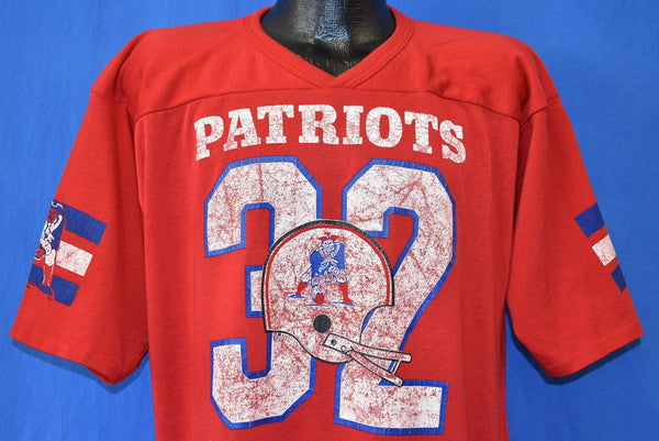 Vintage New England Patriots t-shirts
