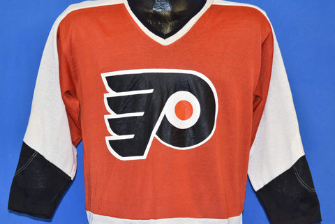 70s Philadelphia Flyers NHL Hockey Mom Jersey Medium