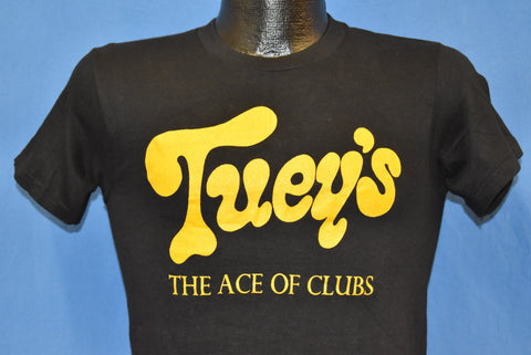 70s Tuey's Club 1979 Stanton Anderson t-shirt Extra Small