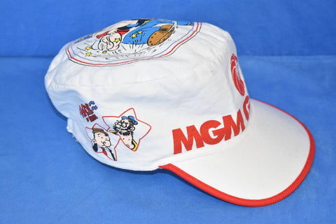 90s MGM Grand Popeye & Friends Painter's Hat