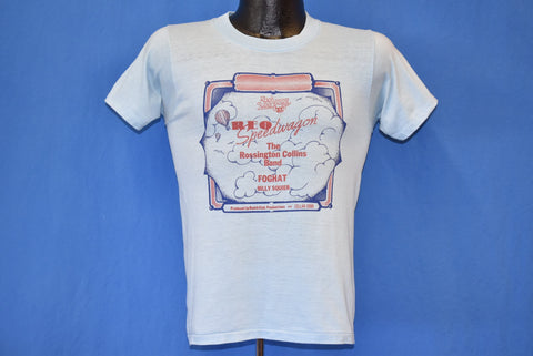 80s Rock Super Bowl XI 1981 t-shirt Extra Small