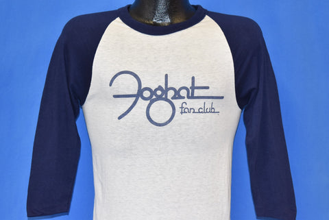 70s Foghat Fan Club Logo t-shirt Extra Small