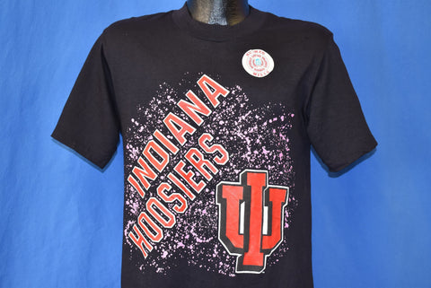 80s Indiana Hoosiers College University t-shirt Medium