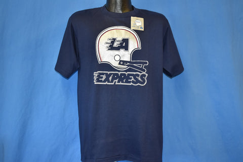 80s Los Angeles Express USFL Football Deadstock t-shirt Large