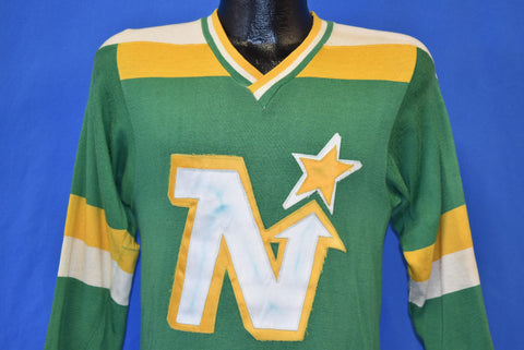 70s Minnesota North Stars Jersey t-shirt Small