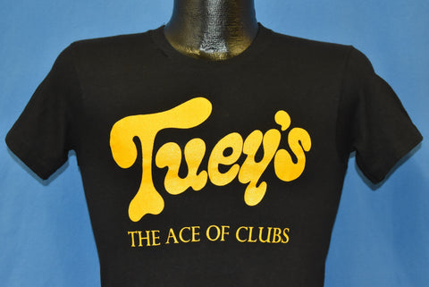 70s Tuey's Ace of Clubs '79 Stanton Anderson Band t-shirt Small