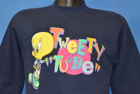 90s Tweety Tude Looney Tunes Sweatshirt Medium