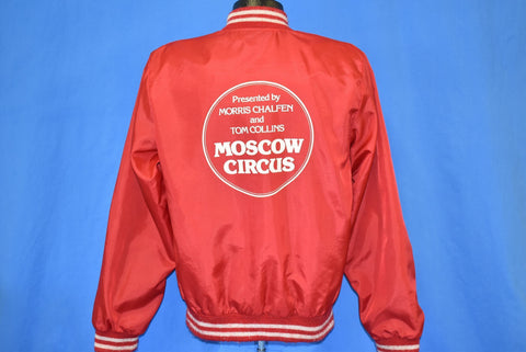 70s Moscow Circus American Tour 1977 Jacket Small