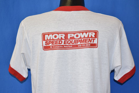 80s CAM2 Racing Gasoline Ringer t-shirt Medium