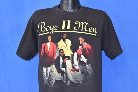 90s Boyz II Men Please Don't Go Hip Hop t-shirt Large