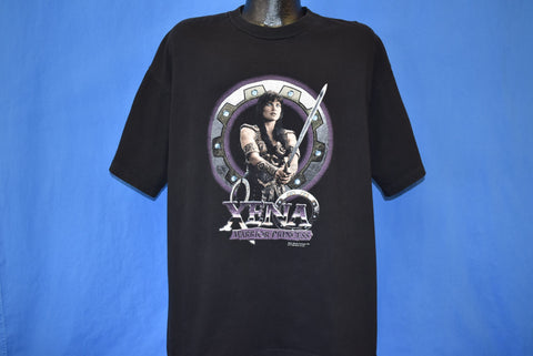 90s Xena Warrior Princess Lucy Lawless t-shirt Extra Large