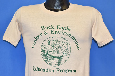 70s Rock Eagle Outdoor Education t-shirt Small
