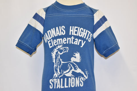70s Vadnais Heights Stallions Elementary t-shirt Youth Small