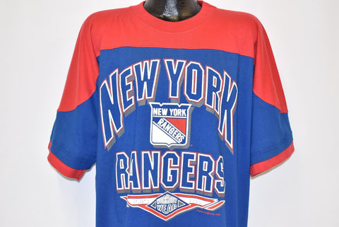90s New York Rangers Deadstock Jersey t-shirt Extra Large