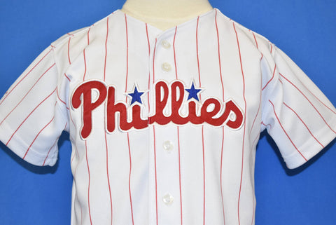 90s Philadelphia Phillies Bobby Abreu #53 Jersey Toddler 3T