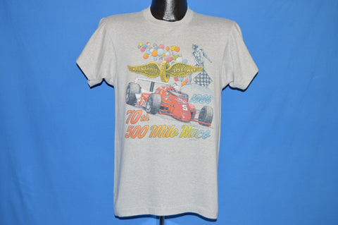 80s Indianapolis 500 Indy Car Race 1986 t-shirt Medium
