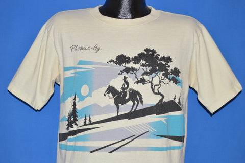 80s Phoenix Arizona Cowboy Desert t-shirt Large