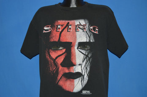 90s Sting The Scorpion Wrestling t-shirt Extra Large