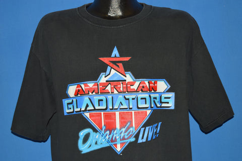 90s American Gladiators Orlando Live 1995 t-shirt Large