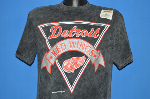 80s Detroit Red Wings Deadstock t-shirt Medium
