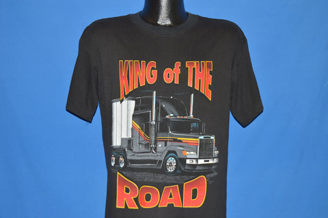 90s King Of The Road Trucker t-shirt Large