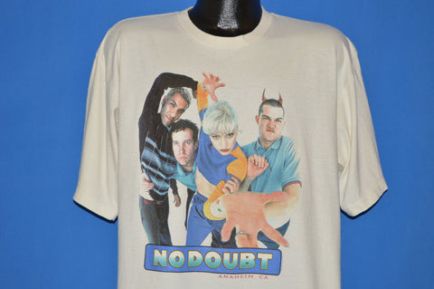 90s No Doubt Anaheim California t-shirt Extra Large