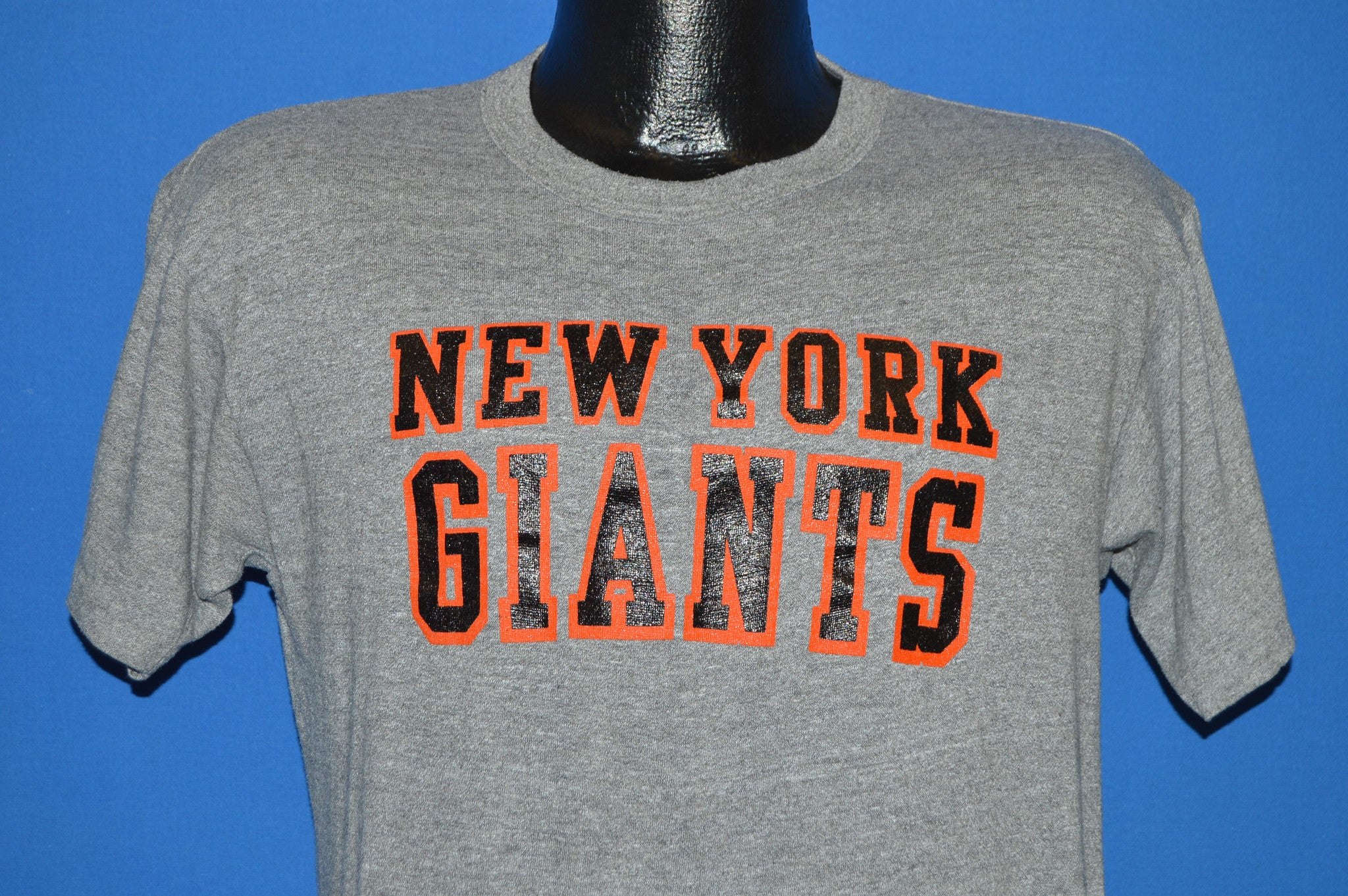 new concept 7a233 67bc4 new york giants baseball vintage shirt