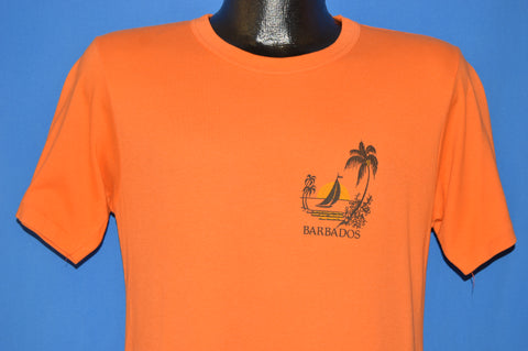 70s Barbados Sunset Beach Vacation t-shirt Medium