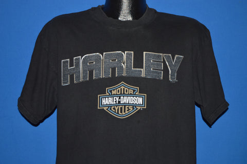 90s Harley Davidson Wichita Kansas t-shirt large