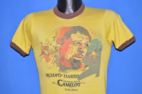 60s Richard Harris Camelot Movie 1967 t-shirt Extra Small