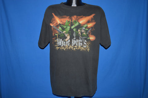 90s Black Sabbath War Pigs t-shirt Extra Large