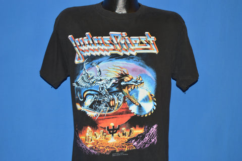 90s Judas Priest Painkiller Tour 1990 t-shirt Medium
