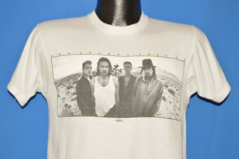 80s U2 Joshua Tree Fall Tour 1987 t-shirt Small