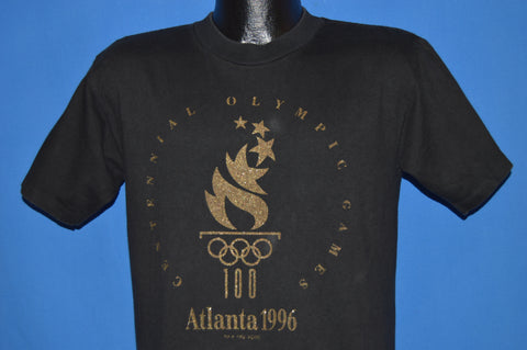 90s Atlanta Centennial Olympic Games t-shirt Medium