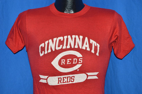 80s Cincinnati Reds Baseball t-shirt Extra Small