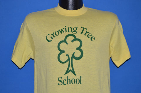 80s Growing Tree School t-shirt Small
